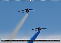 Augenblicke in der Luft: Patrouille de France (Wandkalender 2019 DIN A2 quer) - Produktdetailbild 4