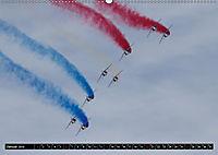 Augenblicke in der Luft: Patrouille de France (Wandkalender 2019 DIN A2 quer) - Produktdetailbild 1
