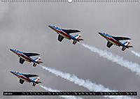 Augenblicke in der Luft: Patrouille de France (Wandkalender 2019 DIN A2 quer) - Produktdetailbild 7