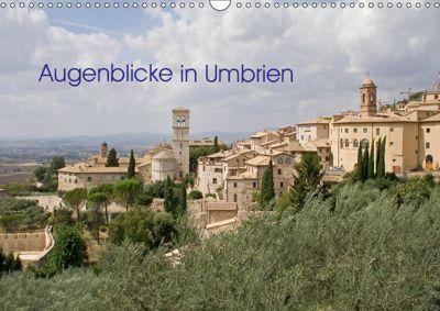Augenblicke in Umbrien (Wandkalender 2019 DIN A3 quer), Thomas Schilling