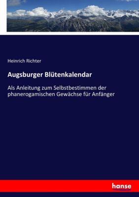Augsburger Blütenkalendar, Heinrich Richter