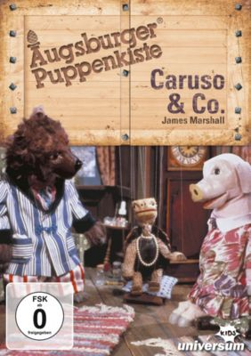 Augsburger Puppenkiste - Caruso & Co., James Marshall