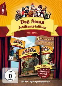 Augsburger Puppenkiste - Das Sams: Jubiläums-Edition, Paul Maar