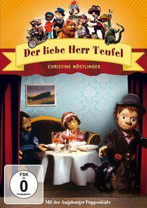 Augsburger Puppenkiste - Der liebe Herr Teufel, Christine Nöstlinger