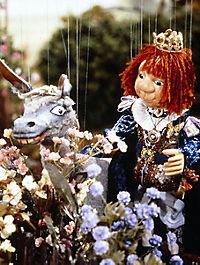 Augsburger Puppenkiste - Der Prinz von Pumpelonien - Produktdetailbild 2