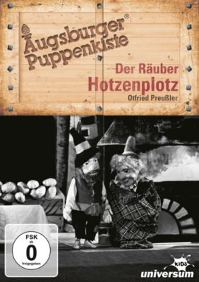 Augsburger Puppenkiste - Der Räuber Hotzenplotz, Otfried Preußler