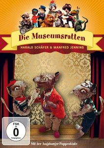 Augsburger Puppenkiste - Die Museumsratten, Harald Schäfer, Manfred Jenning