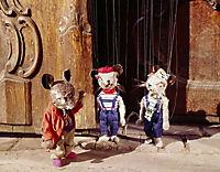 Augsburger Puppenkiste - Die Museumsratten - Produktdetailbild 1