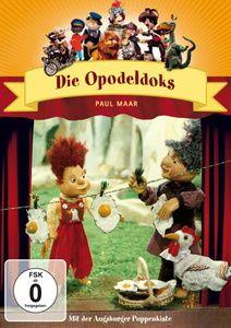 Augsburger Puppenkiste - Die Opodeldoks, Paul Maar
