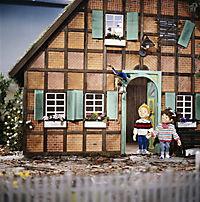 Augsburger Puppenkiste - Die vergessene Tür / Die Wetterorgel - Produktdetailbild 1