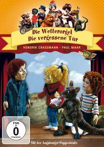 Augsburger Puppenkiste - Die vergessene Tür / Die Wetterorgel, Hendrik Crasemann, Paul Maar