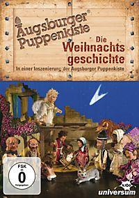augsburger puppenkiste die weihnachtsgeschichte - Cornelia Funke Lebenslauf