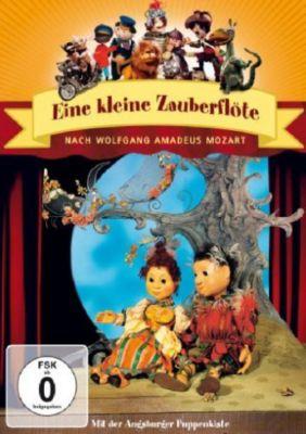 Augsburger Puppenkiste - Eine kleine Zauberflöte, Augsburger Puppenkiste