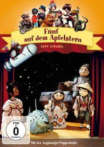 Augsburger Puppenkiste - Fünf auf dem Apfelstern, Sepp Strubel
