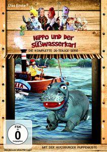 Augsburger Puppenkiste - Hippo und der Süßwasserkarl, Augsburger Puppenkiste