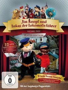 Augsburger Puppenkiste - Jim Knopf und Lukas, der Lokomotivführer, Michael Ende