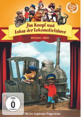 Augsburger Puppenkiste - Jim Knopf und Lukas der Lokomotivführer, Michael Ende