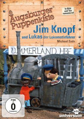 Augsburger Puppenkiste: Jim Knopf und Lukas der Lokomotivführer, Michael Ende
