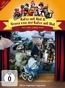 Augsburger Puppenkiste - Katze mit Hut / Neues von der Katze mit Hut, Desi Ruge, Simon Ruge