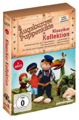 Augsburger Puppenkiste: Klassiker Kollektion, Diverse Interpreten