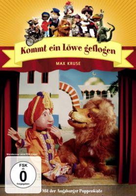 Augsburger Puppenkiste - Kommt ein Löwe geflogen, Max Kruse