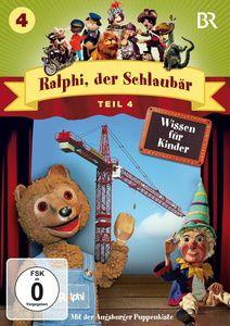 Augsburger Puppenkiste - Ralphi, der Schlaubär