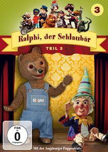 Augsburger Puppenkiste - Ralphi, der Schlaubär, keiner