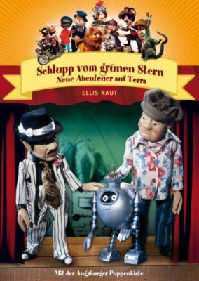 Augsburger Puppenkiste - Schlupp vom grünen Stern, Ellis Kaut