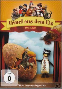 Augsburger Puppenkiste - Urmel aus dem Eis, Max Kruse
