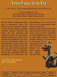 Augsburger Puppenkiste - Urmel aus dem Eis - Produktdetailbild 1