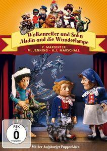 Augsburger Puppenkiste - Wolkenreiter und Sohn/Aladin und die Wunderlampe, P. Marginter, M. Jenning, H.J. Marschall