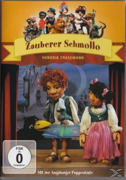 Augsburger Puppenkiste - Zauberer Schmollo, Hendrik Crasemann