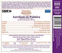 Aureliano In Palmira - Produktdetailbild 1