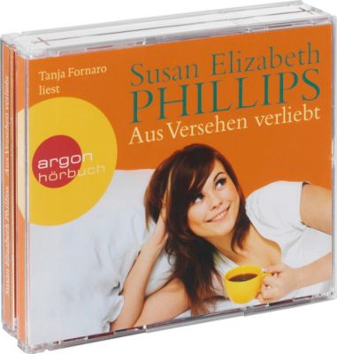 Aus Versehen verliebt, 5 Audio-CDs, Susan E. Phillips