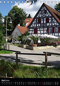 Ausflugsziele im Kreis Esslingen (Tischkalender 2019 DIN A5 hoch) - Produktdetailbild 4