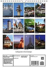 Ausflugsziele im Kreis Esslingen (Wandkalender 2019 DIN A4 hoch) - Produktdetailbild 13