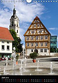 Ausflugsziele im Kreis Esslingen (Wandkalender 2019 DIN A4 hoch) - Produktdetailbild 6