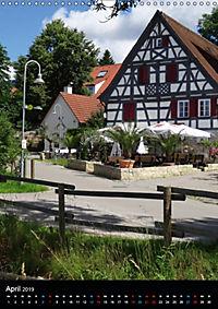 Ausflugsziele im Kreis Esslingen (Wandkalender 2019 DIN A3 hoch) - Produktdetailbild 4