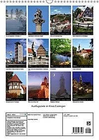 Ausflugsziele im Kreis Esslingen (Wandkalender 2019 DIN A3 hoch) - Produktdetailbild 13