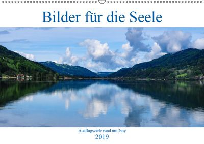 Ausflugsziele rund um Isny (Wandkalender 2019 DIN A2 quer), Michael Tschierschky