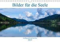 Ausflugsziele rund um Isny (Wandkalender 2019 DIN A4 quer), Michael Tschierschky