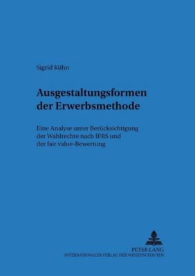 Ausgestaltungsformen der Erwerbsmethode, Sigrid Kühn