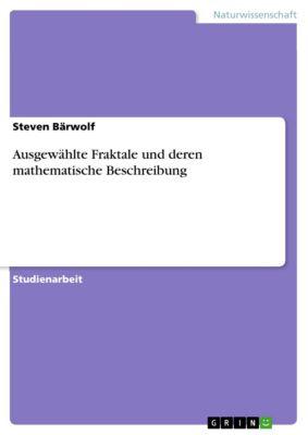 Ausgewählte Fraktale und deren mathematische Beschreibung, Steven Bärwolf