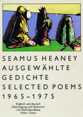 Ausgewählte Gedichte 1965-1975 - Seamus Heaney |