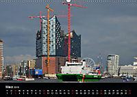 Auslaufparade des Hamburger Hafengeburtstages (Wandkalender 2019 DIN A2 quer) - Produktdetailbild 3