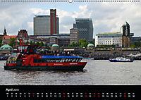 Auslaufparade des Hamburger Hafengeburtstages (Wandkalender 2019 DIN A2 quer) - Produktdetailbild 4