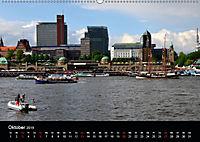 Auslaufparade des Hamburger Hafengeburtstages (Wandkalender 2019 DIN A2 quer) - Produktdetailbild 10