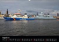 Auslaufparade des Hamburger Hafengeburtstages (Wandkalender 2019 DIN A2 quer) - Produktdetailbild 8