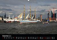 Auslaufparade des Hamburger Hafengeburtstages (Wandkalender 2019 DIN A2 quer) - Produktdetailbild 12