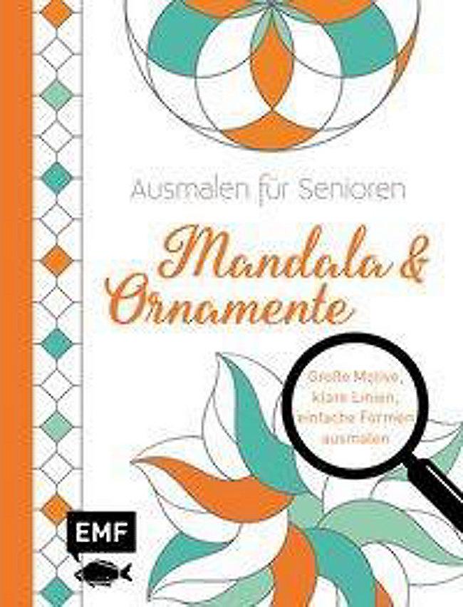 Ausmalen Für Senioren Mandala Ornamente Buch Weltbildde
